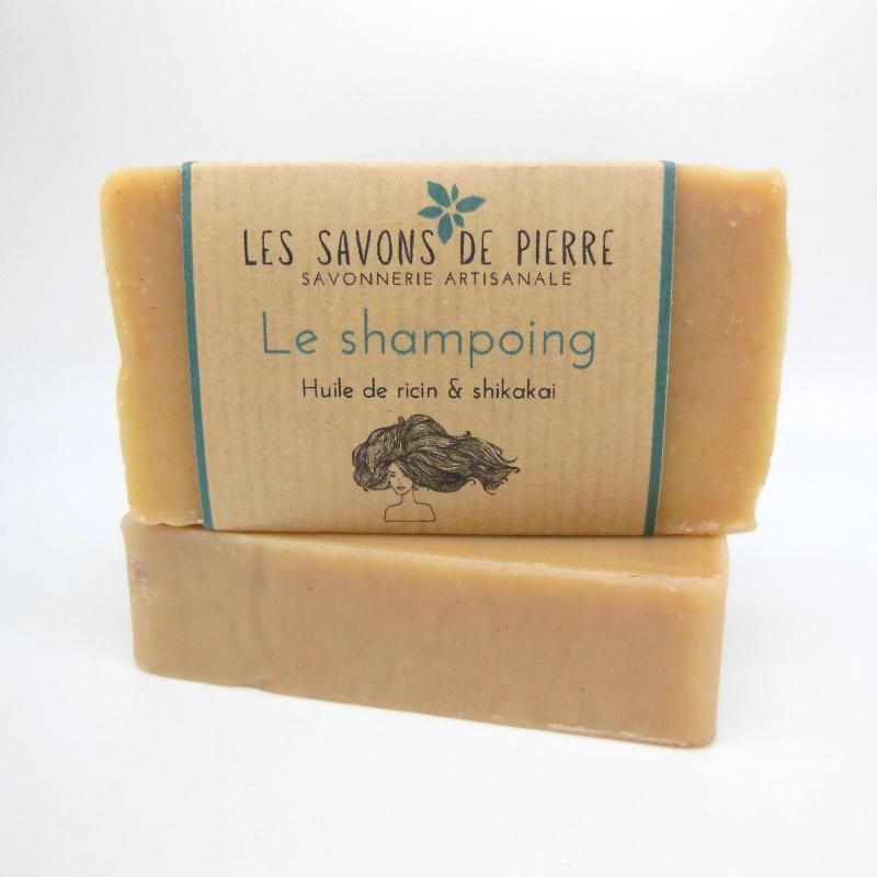 shampoing solide shikakai