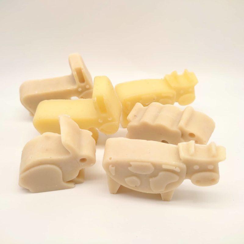 savon figurine